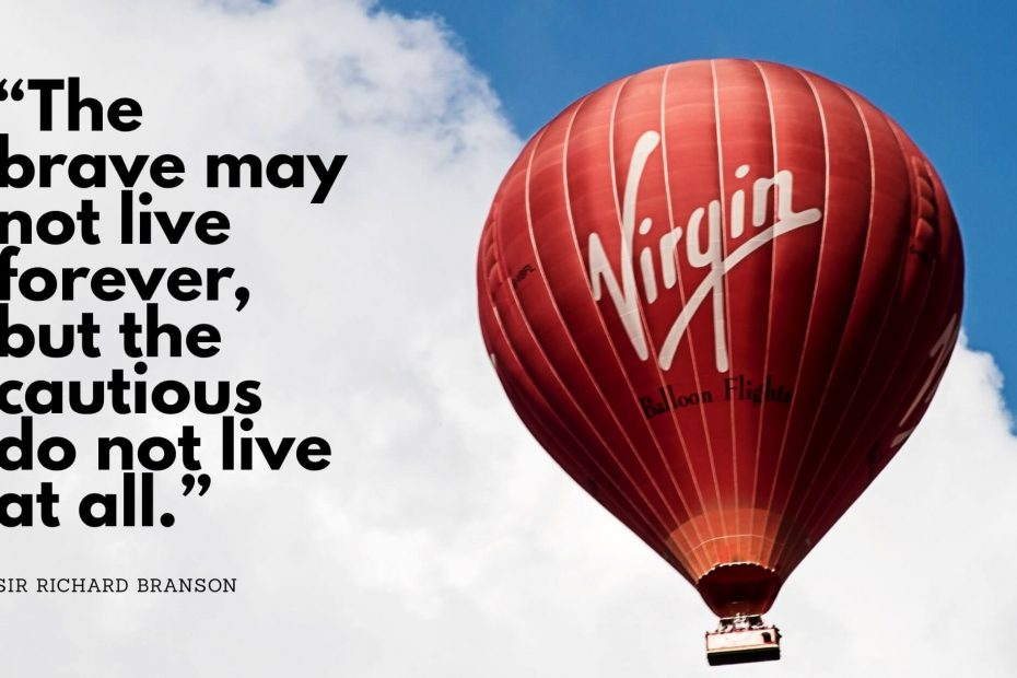 Richard Branson success secrets